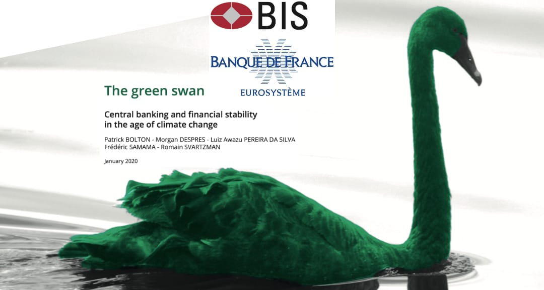 The Green Swann