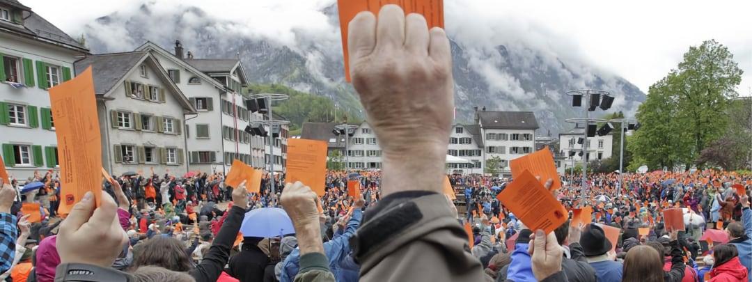 Votation communale à Waldighoffen